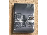 "7 inch Case Cover Book For 'Tablet - 7"" City sky line themes"