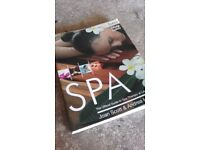 spa beauty book