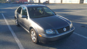 2007 Volkswagen Jetta City + 2YR MVI + Winter Tires on Rims!