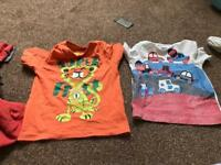 1 1/2 - 2 years t-shirts