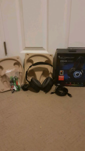 Afterglow Prismatic Wireless Headset PC, Xbox, Ps3/Ps4