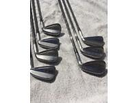 Adams Idea MB2 raw forged irons rare