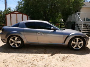 2004 Mazda RX8 GT *priced to sell*