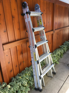 Ladder- 21' extension and or 9' step ladder