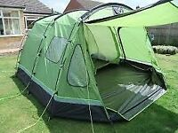 Kyham Faro 5, Excellent waterproof to 5000mm!! Sleeps 5 easy, possibly 6+ in the pod, + living area!