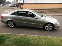 2004/53 Mercedes Clk 270 CDI Elegance Coupe✅TURBO DIESEL✅FULL LEATHER✅LOOKS&DRIVES GREAT✅LOW MILES