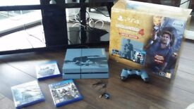 Limited Edition Uncharted 4 PS4 1TB