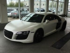 2008 Audi R8 Coupe