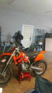 Ktm excw 525