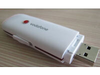 Vodafone Internet Stick Surfstick Online , Surf , with Memory Card Slot BRAND NEW BOXED