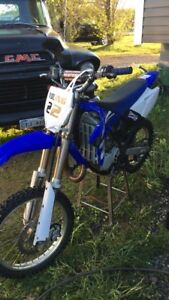 Wanted: back wheel or hub for YZ85