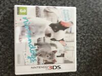 Nintendogs and cats: French bulldog 3ds/2ds game
