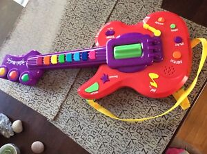 Rock and roll kid guitar
