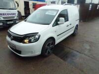 Volkswagen Caddy van 1.6TDI ( 102PS ) C20 2012 very clean