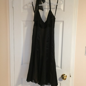 BCBG MaxAzria party dress, size 10 fits smaller