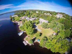 Lakefront on Porters Lake - $389,900!! 80 Post Office Rd