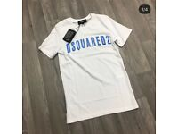 Dsquared T-shirts £30 each all sizes Available