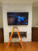 TV Wall Mounting and Home Theater Services -- Fast and Friendly!