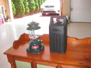 Coleman  dual mantle gas lantern