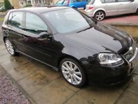 Stunning VW Golf R32. 84300 miles. FSH. Leather. Many extra's.