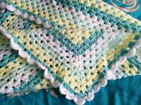 Pram crib pushchair blanket