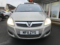 2011 Vauxhall Zafira 1.7 CDTi ecoFLEX 16v Elite 5dr