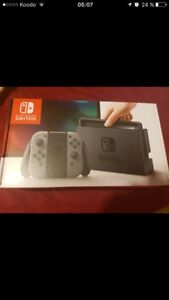 Brand New Nintendo Switch Grey for sell