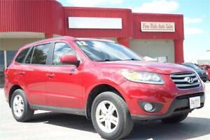 2012 Hyundai Santa Fe GLS ***CLAIM FREE***