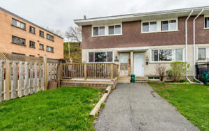 3 Bedroom Townhouse for Rent in Carlington $1550 Monthly