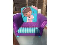 Doc Mcstuffins Chair