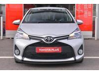 Toyota Yaris VVT-I ICON M-DRIVE S (silver) 2015-01-28