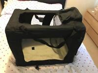 Collapsible Pet carrier - Cat/Dog - Brand New