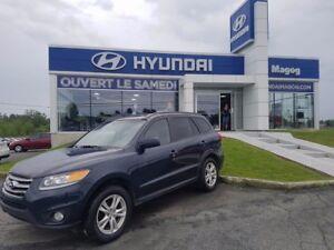 2012 Hyundai Santa Fe GL*AWD*AC*CRUISE*SIEGE CHAUFFANT*MAGS