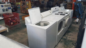 Used appliances all in great working condition!