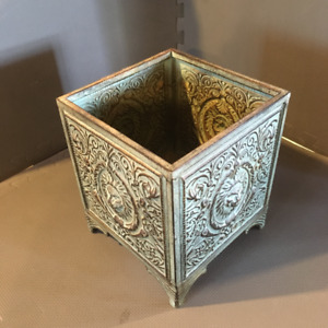 Decorative Sculpted Box