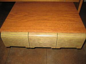 Cassette Cabinet