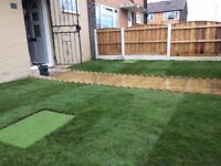 K.J.J.M garden maintenance. grass cut, hedges cut, fencing, weeding, pruning,turfing and seeding