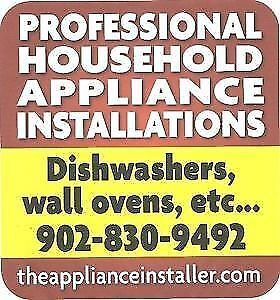 Professional Dishwasher Installations