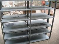 Dexian Metal Industrial Shelving / Shelves / Shelf - 2 Bays
