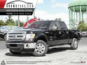 2013 Ford F-150 SuperCrew 5.5-ft. Bed 4WD