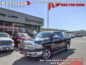 2015 Ram 1500 Laramie  - Bluetooth -  power seats