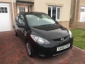 Mazda 2 Ts 3 door black