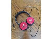 VOX Amphones - Active Bass Guitar Amp & Headphones - all in one