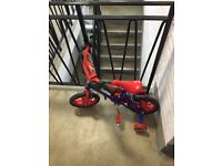 Kids boys bike