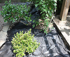 Weed Barrier and Landscape Fabrics