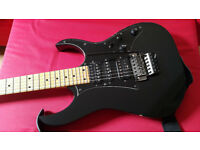 Ibanez RG550 MIJ Japan (fast neck) + hard case + strings + strap etc.