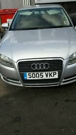 Audi A4 facelift model Full service history