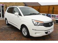 2016 SSANGYONG RODIUS TURISMO EX MPV DIESEL