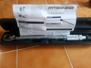 Pittsburgh pro torque wrench