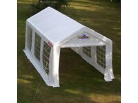 3m x 6m gala tent marquee hire